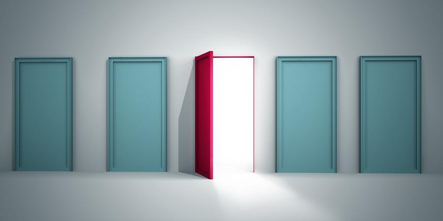 doors open opportunities
